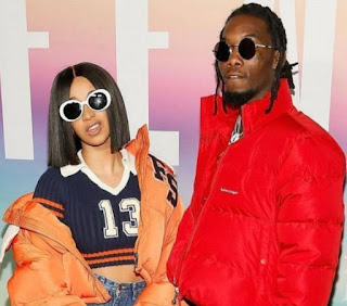 Offset Talked About Pregnancy Report On Cardi B