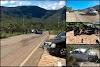 Acidente entre dois carros deixa uma pessoa ferida na Chapada Diamantina