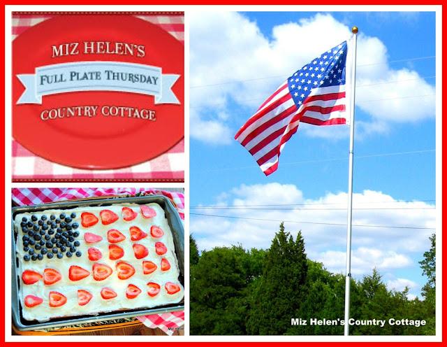 Full Plate Thursday, 543 at Miz Helen's Country Cottage