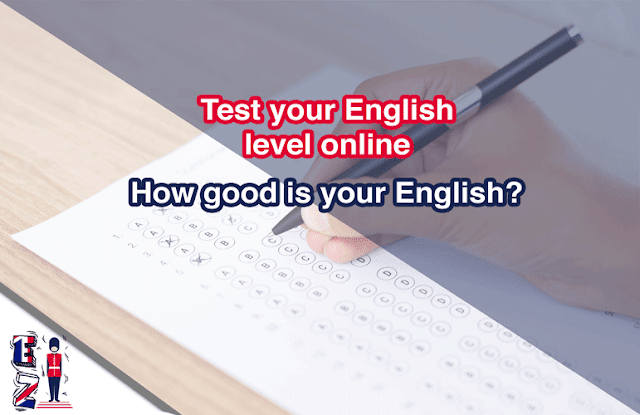 Test your English level online | How good is your English?