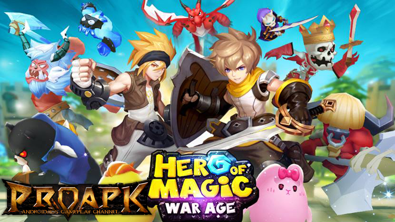 Hero of Magic - War Age