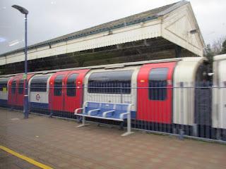 Ealing Station