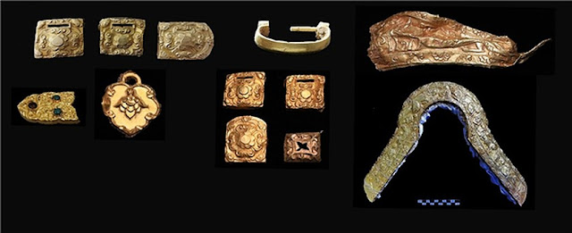 Huge haul of artefacts unearthed at Tang Dynasty tomb in northwest China
