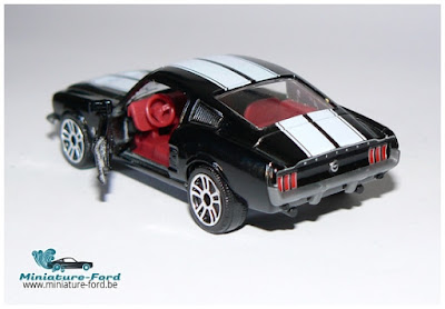 passion ford miniature