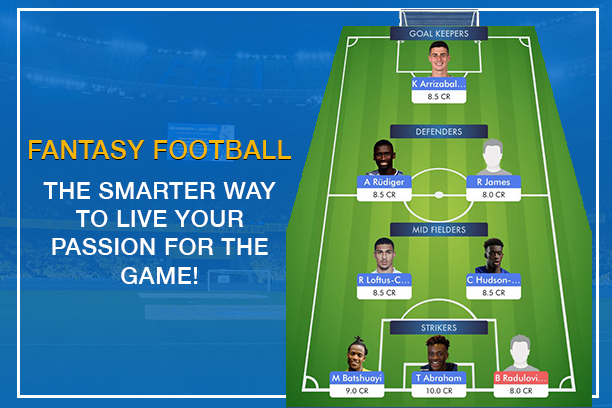 Fantasy Football: The Smarter Way to Live Your Passion for the Game!