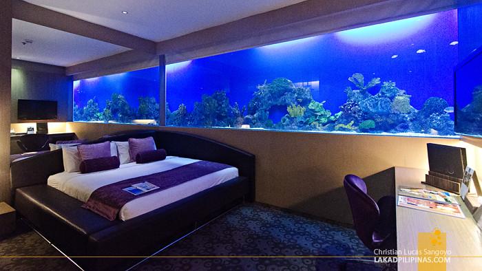 Hotel H2O Aqua Room Manila