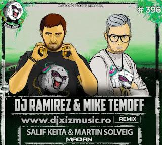Salif Keita & Martin Solveig - Madan (DJ Ramirez & Mike Temoff Remix) + 11