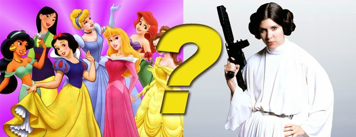 so is princess leia now a disney princess or what the knight shift