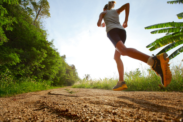 Precautions for running - warm-up exercise before Running