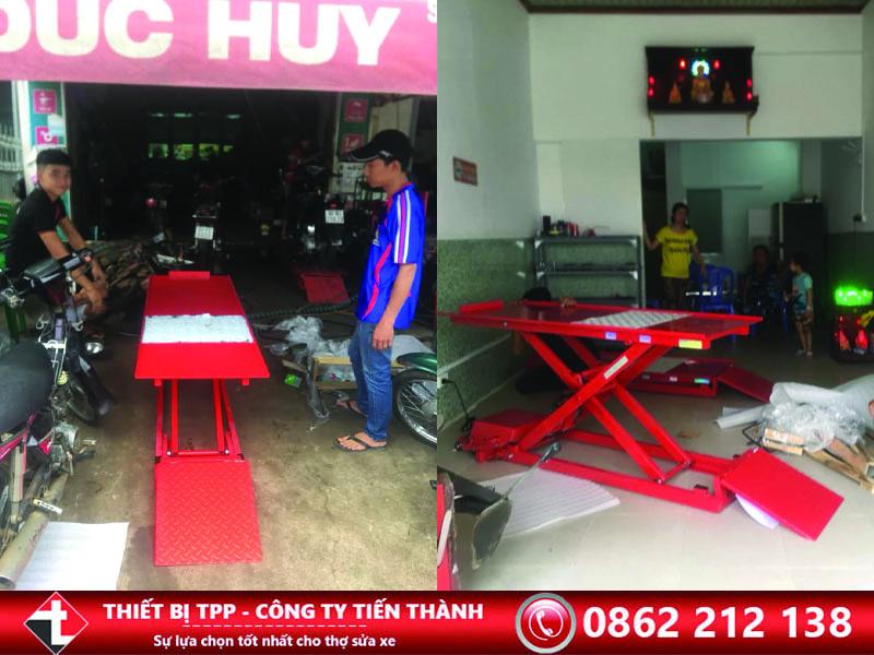 bàn nâng xe, bàn nâng xe máy, bàn nâng cơ, bàn nâng điện, bàn nâng sửa xe