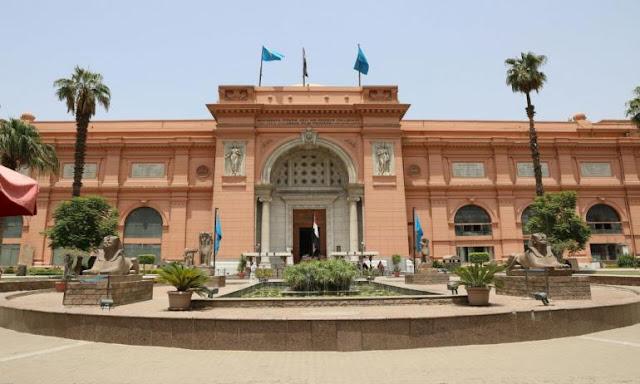 متحف القاهره متحف القاهره الجديد