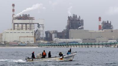 """ENAP se defiende de acusaciones por contaminación: """"Tememos que acá hay una maniobra política"""""""