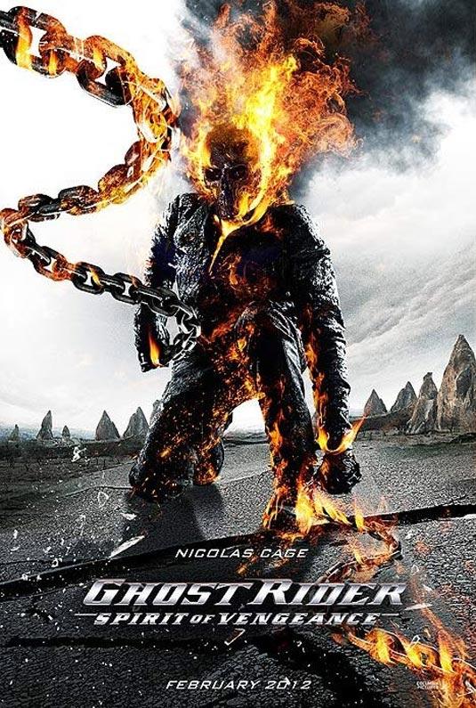 Ghost Rider 2 Free