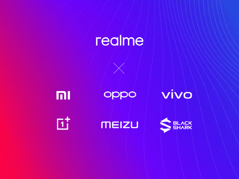 Realme, OnePlus, Black Shark and Meizu joins Xiaomi, OPPO, Vivo file sharing alliance!