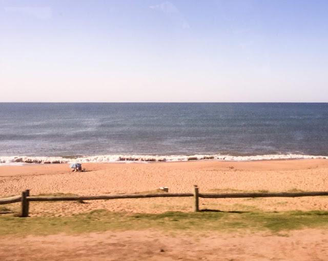 Pe langa Punta del Este, Uruguay