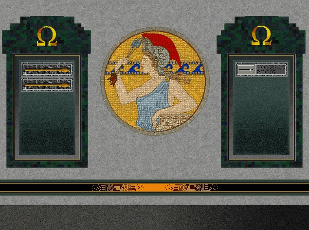 Screenshot of Hippolyta from Sid Meier's Civilization II