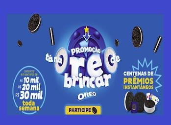 Promoção OREO, Tá na OREO de Brincar!