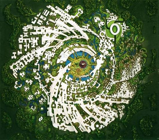 Auroville - a cidade sem classes sociais e políticos, onde todos ganham o mesmo salário - Img 7