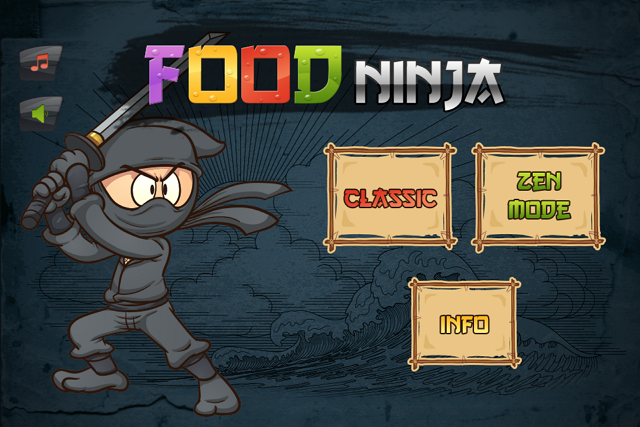 Game Memasak Food Ninja