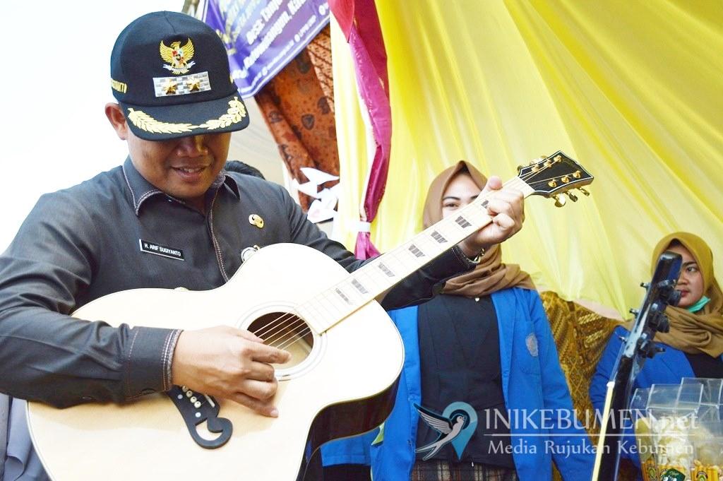 Hadiri Expo KKN UMP, Wabup: Kebumen Punya Banyak Produk, Tapi Masih Minim Promosi