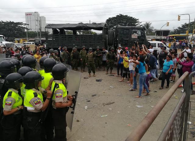 6 muertos en la Penitenciaría de Guayaquil