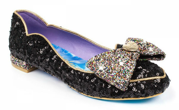 Irregular Choice Disney Cinderella make an entrance