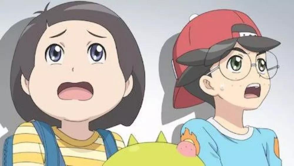 Umur Karakter Serial Shinbi's House, Umur Shinbi 102 Tahun?