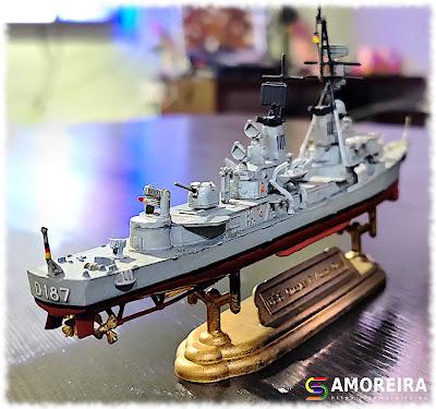 FGS Rommel (D187)
