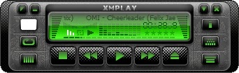 XMPlay 3.8.1.12 + Skins [Portable][Reproductor de audio, liviano y personalizable con vistosos skins]