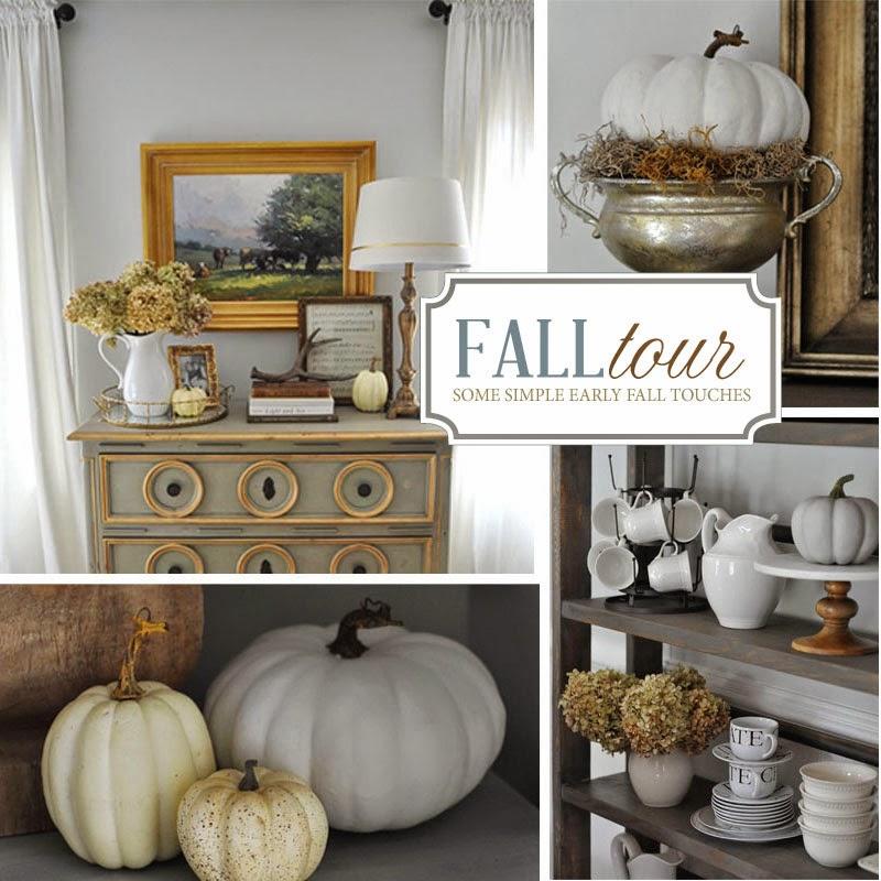 dear lillie early fall house tour