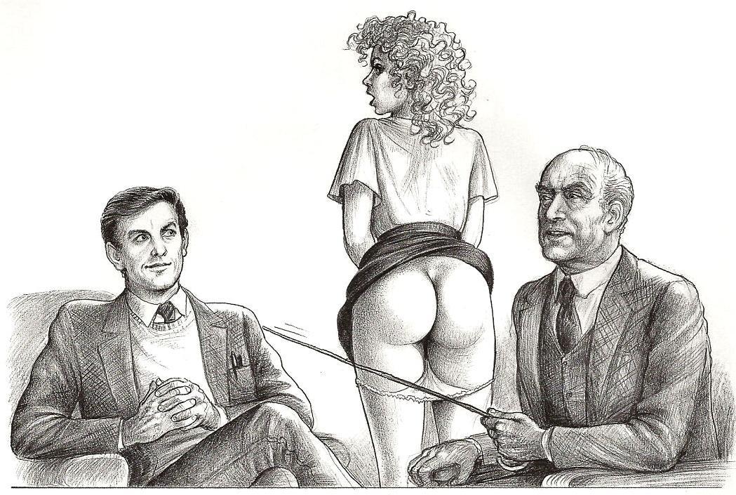 free british spanking