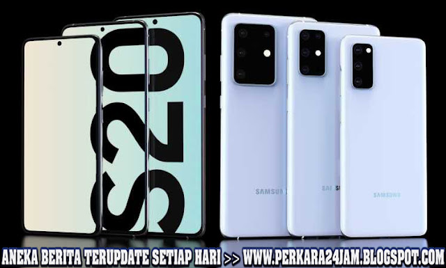 Inikah Harga Samsung Galaxy S20 Series Di Indonesia?