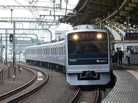 【ダイヤ乱れ!】3000形の各駅停車 町田行き