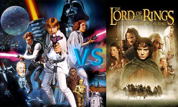 Movie Updates Star Wars Vs Lord Of The Rings Which Is Better