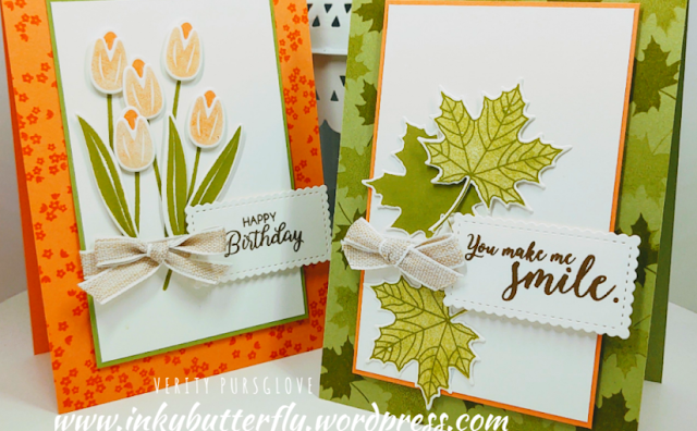 Beautiful Bouquet Colourful seasons Stampin Up