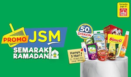 Yuk, Belanja Hemat dengan Promo JSM Terkini dari Alfamart!