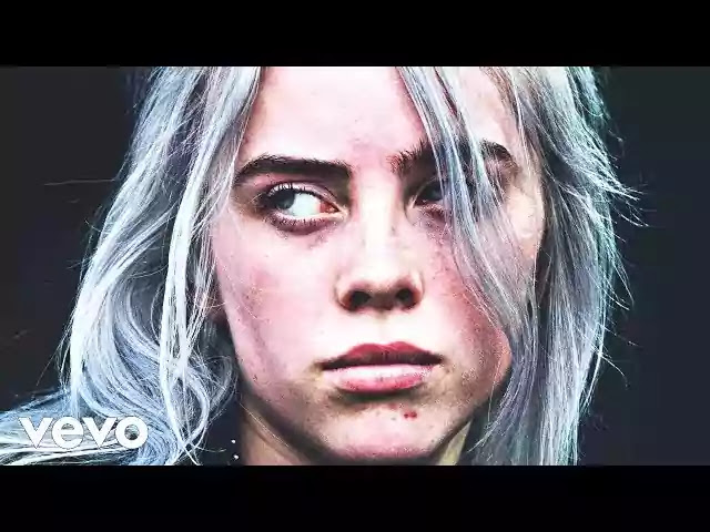 Billie Eilish - The End Of The World Lyrics