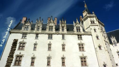 Il castello di Nantes