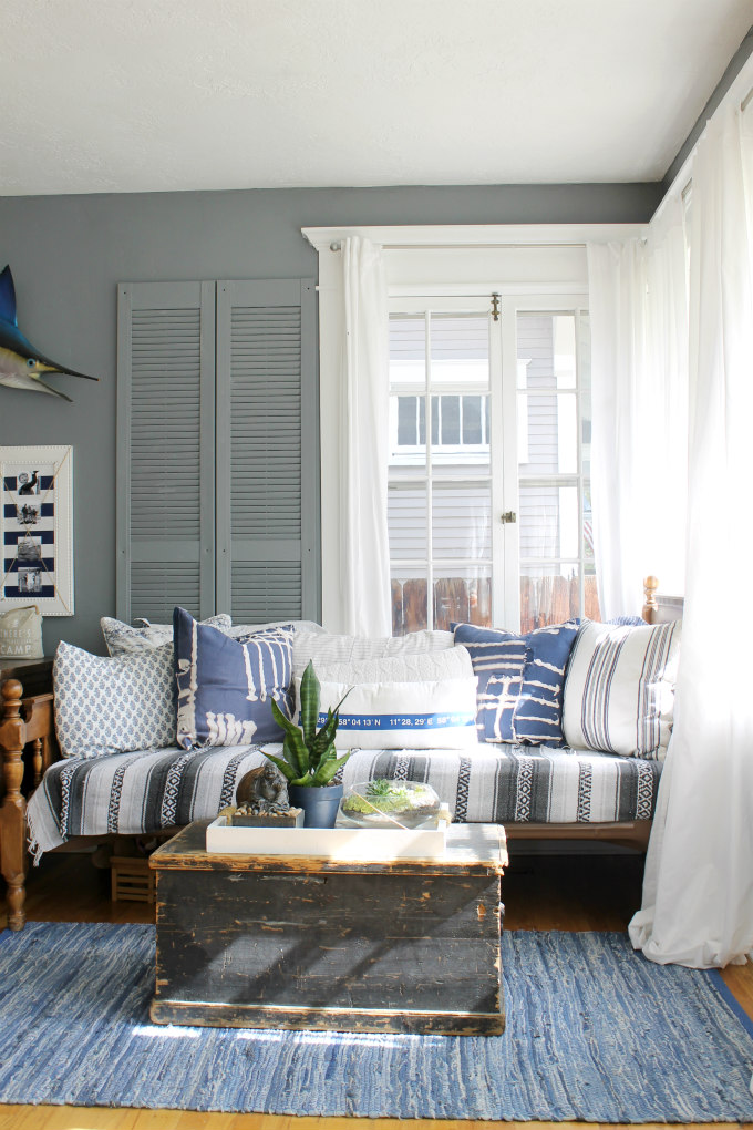 Coastal Bohemian Farmhouse Style Shop The Look The