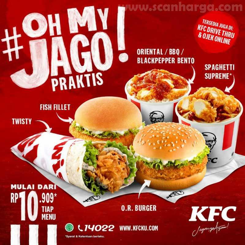 KFC Oh My Jago OMJ