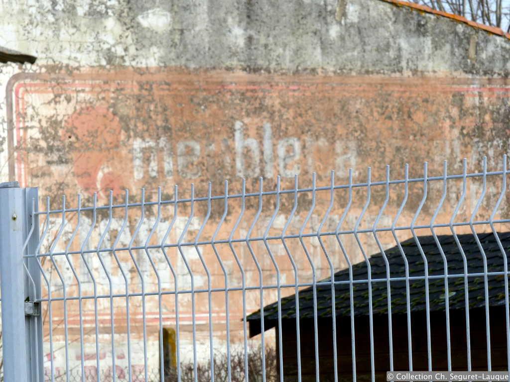 r clames anciennes du c t du gers publicit s murales peintes d 39 hier et d 39 aujourd 39 hui. Black Bedroom Furniture Sets. Home Design Ideas