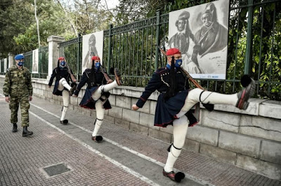 Greece to mark revolution bicentenary with 1821 allies,