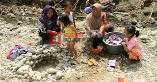 Kemarau, di Wilayah Kedungadem Mulai Sulit Air Bersih