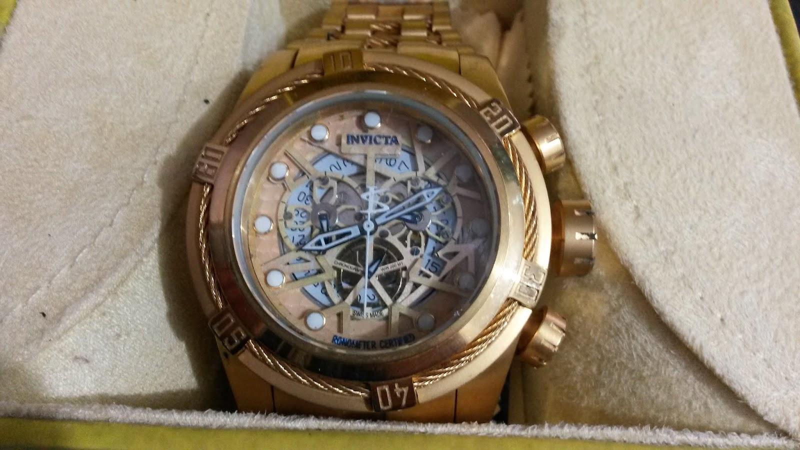 bce8ad1566c Relógios INVICTA .