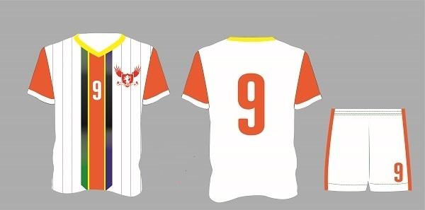 Mẫu đồng phục bóng đá 3