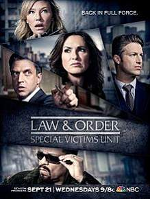 Law and Order SVU: Temporada 18