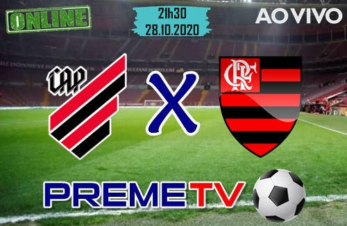 Athletico-PR x Flamengo Ao Vivo