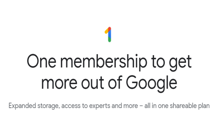 What Is Google One & Its Benefits?