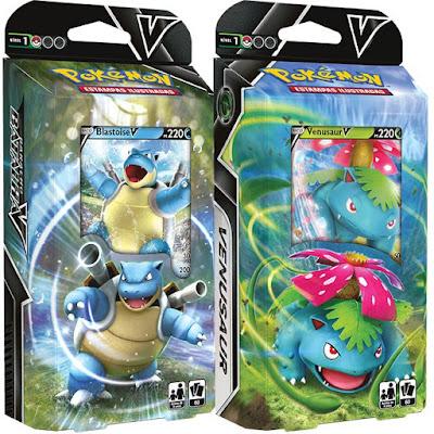 Pokémon TCG Baralho de Batalha V