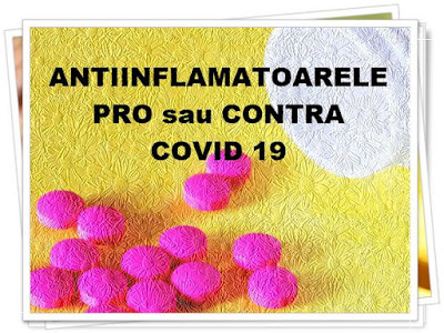 pareri pro si contra ibuprofen in infectia cu noul coronavirus